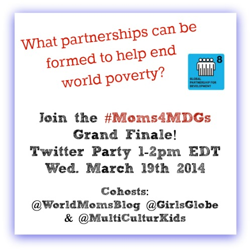 #Moms4MDGs Grand Finale EDT Update