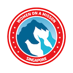 Women On A Mission Logo