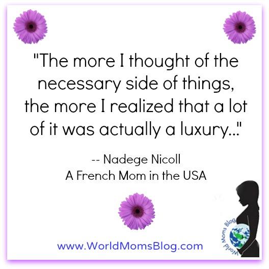 Nadege Luxury Quote