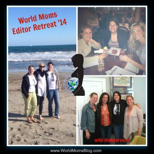 World Moms Editor Retreat