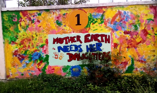 Mother Earth Needs Her Daughters