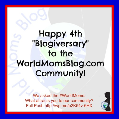WMB Fourth Blogiversary