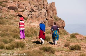 Sani Pass, Lesotho and South Africa
