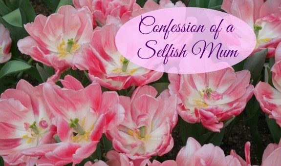 SINGAPORE: Confession of a Selfish Mom