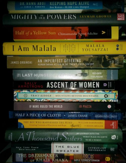 WMB Alison's Book Stack 500