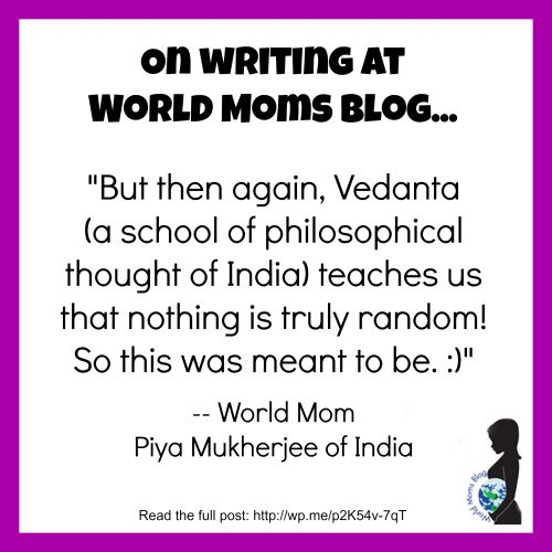 Piya On Writing At WMB