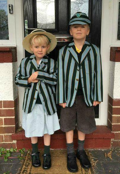 2015 WMB Back to School UK Reggie Matilda