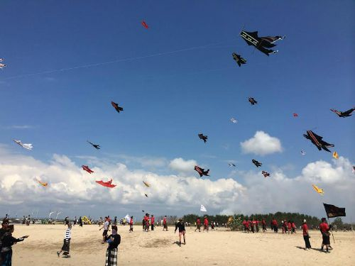 WMB Bali Kite Flying 2