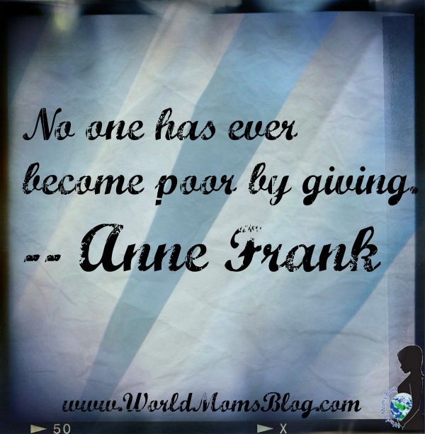 2015 WMB Quote Anne Frank