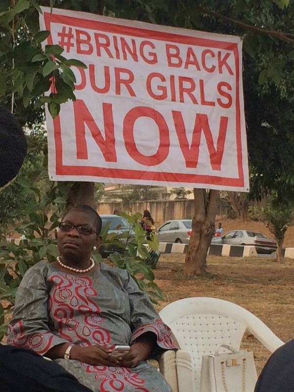 Bring Back Our Girls Now