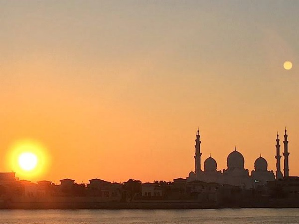 Sheikh Zayed Grand Mosque Abu Dhabi 600