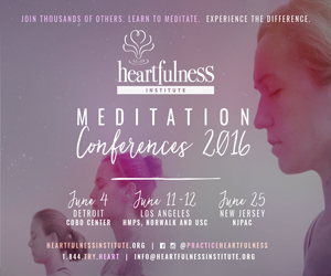 Register for the Heartfulness Conferences