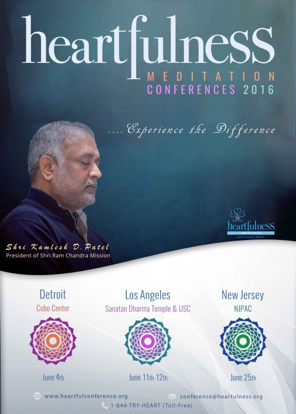 Register for the Meditation Conferences