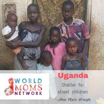 UGANDA: Shelter for street children