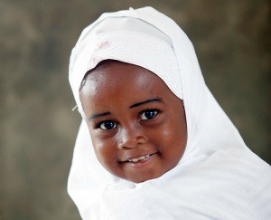 Child of Tanzania.