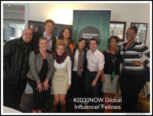#2030NOW Global Influencers