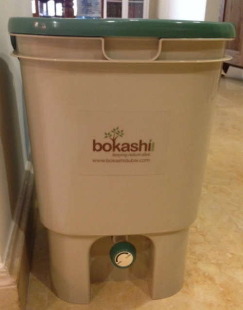 bokashi tub
