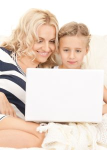 happy-mother-and-child-with-laptop-computer_Cliparto-3625818-Small