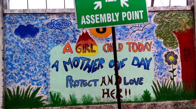 A Girl Child Today, A Mother One Day