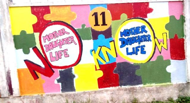 K(no)w Mother, K(no)w Daughter, K(no)w Life