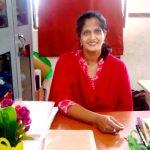 Mrs. Mukhtar Tahsin Fathima, third grade teacher