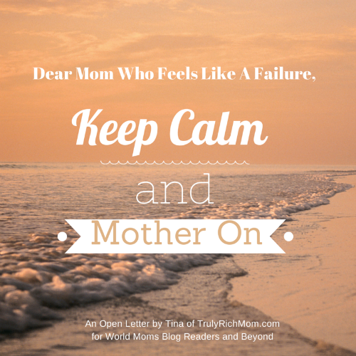 Keep Calm and Mother On