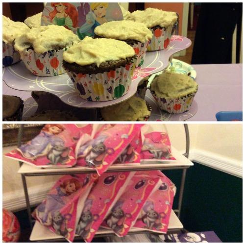 Cupcakes Goody Bags