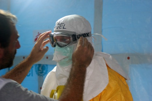 Doctors Without Borders Help End Ebola