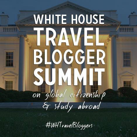 White House Travel Blogger Summit