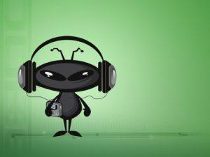 alien headphones