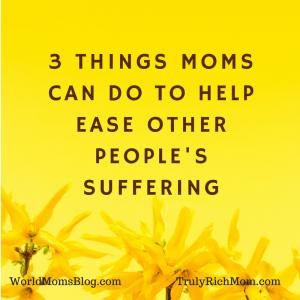 moms helping