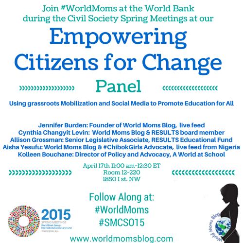 #WorldMoms Panel #SMCSo15 500