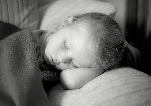 child napping