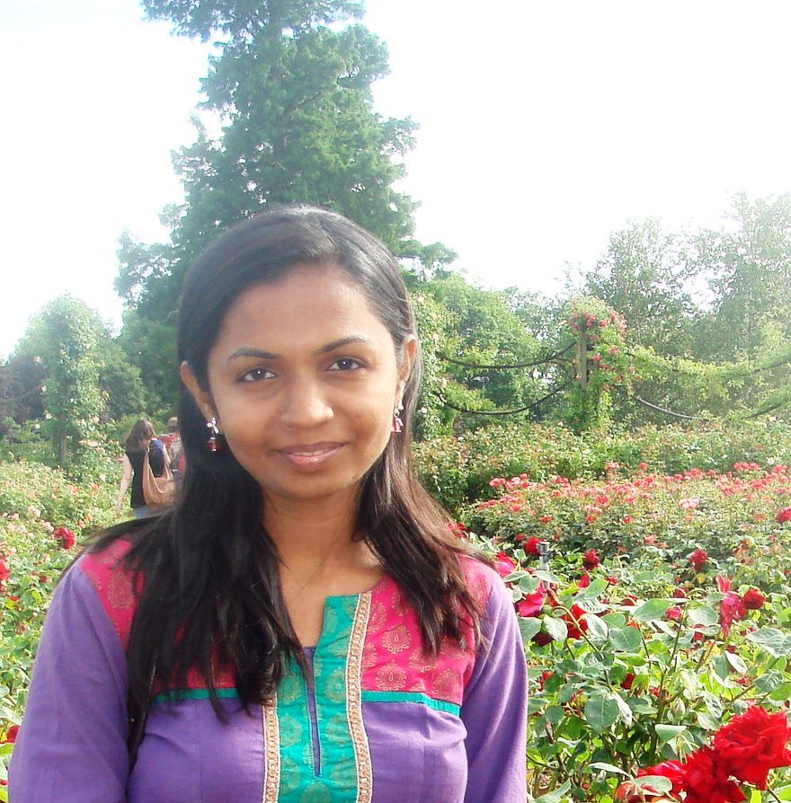 Purnima Ramakrishnan