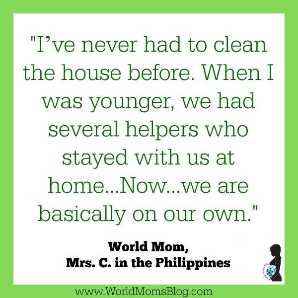 2015 WMB Quote Mrs C Cleaning