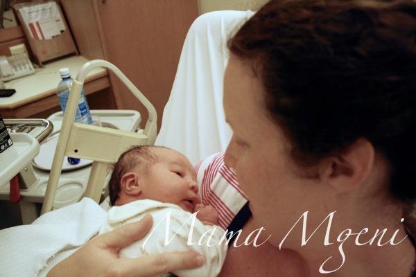 Tara W and Baby 2