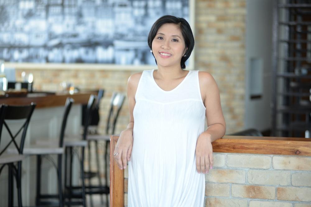 Tina Santiago from Philippines