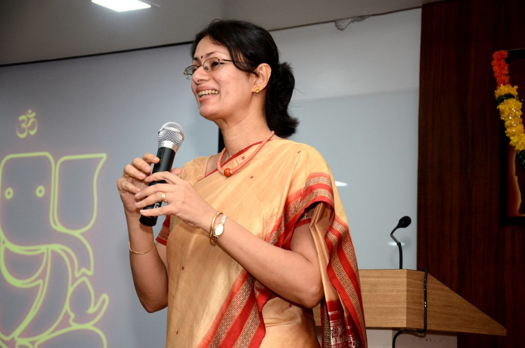 Piya Mukherjee from India