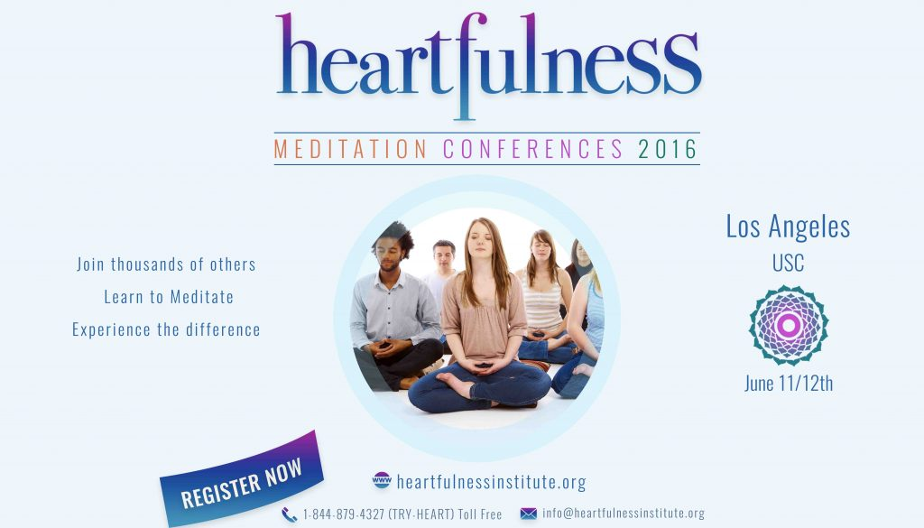 Heartfulness Conference 2016