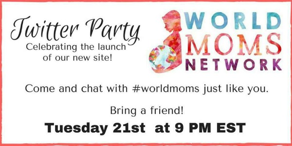 WMN First Twitter Party! 600